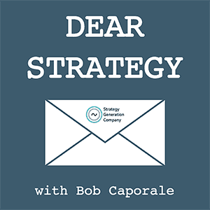 Dear Strategy - Answering Questions About Product and Business Strategy