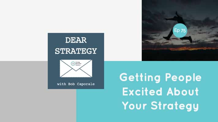 Dear Strategy Episode 75