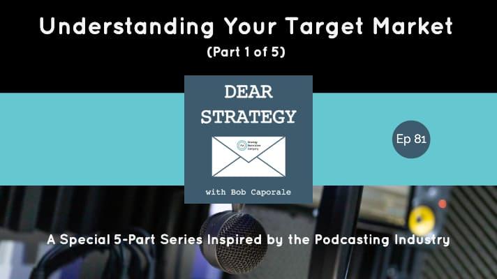 Dear Strategy Episode 81