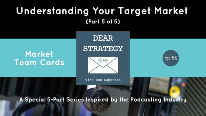 Dear Strategy Episode 85
