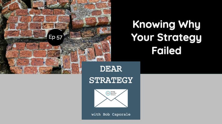 Dear Strategy Episode 57