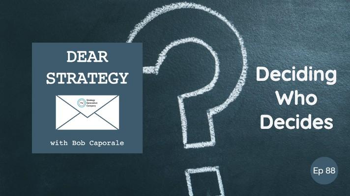 Dear Strategy Episode 88